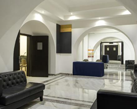 Looking for a conference in Roma? Choose the Best Western Plus Hotel Universo