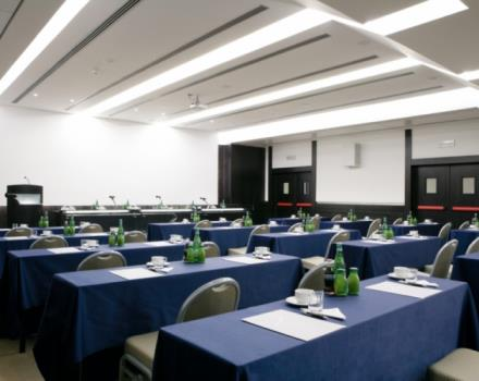 For the organization of your events in Rome choose the Best Western Hotel Universo