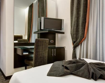 the Best Western Plus hotel Universo Rome