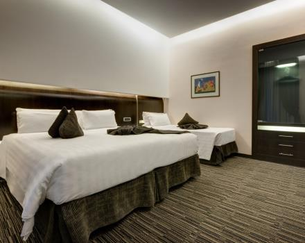 Triple Room Best Western Plus Hotel Universo Roma