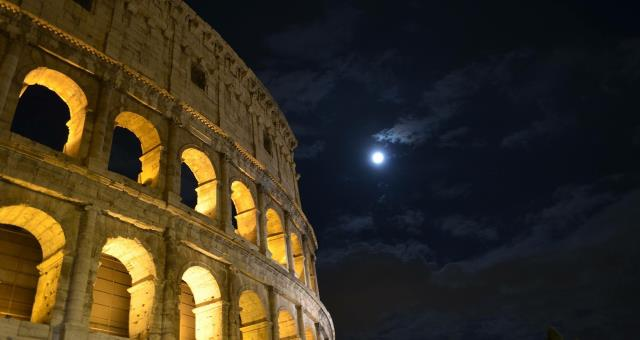 Find upcoming events in Rome!