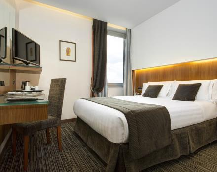 Comfort Double Room-Best Western Hotel Universo Rome