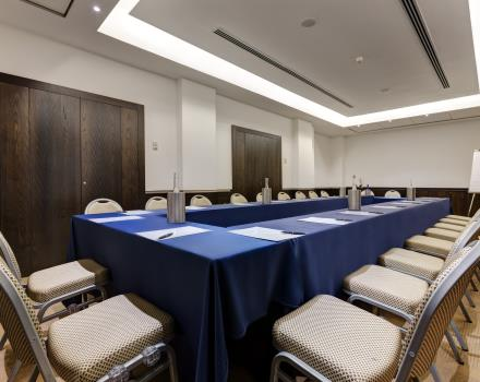 -Meeting room Hotel Universo Rome