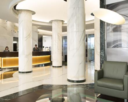 Visit Roma and stay at  the Best Western Plus Hotel Universo