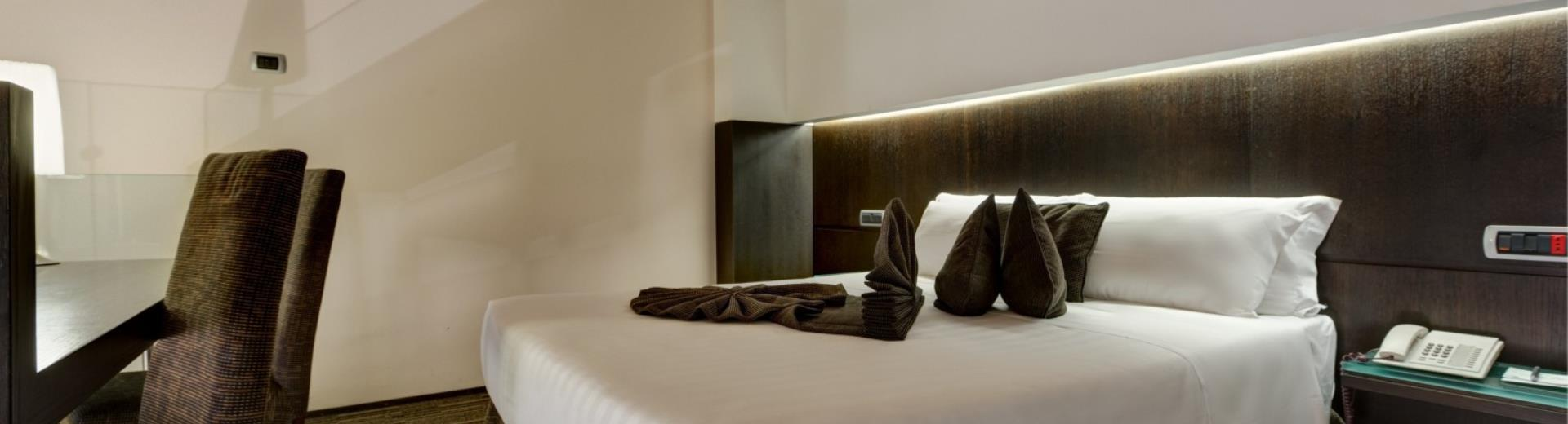 Junior Suite BW PLUS Hotel Universo Rome