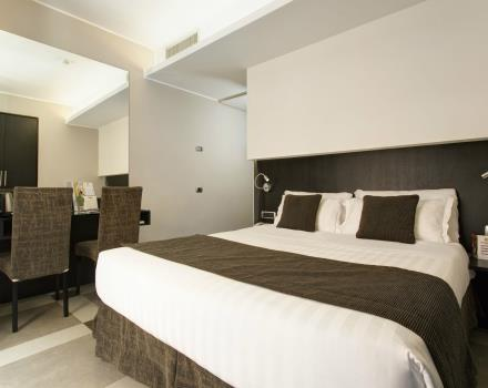 Double Comfort room-Hotel Universo Rome 4 star hotel