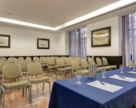 Olga-meeting room Hotel Universo Rome