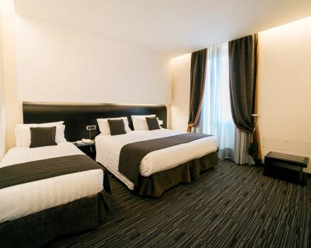 Triple Comfort Room-Best Western Hotel Universo Rome