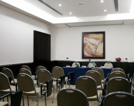 Do you have to organize an event? Are you looking for a meeting room in Rome? Discover the Best Western Hotel Universo