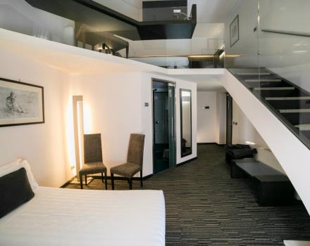 Junior Suite - Best Western Plus Hotel Universo Roma 4 stelle