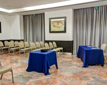 Olga-meeting room Hotel Universo Roma