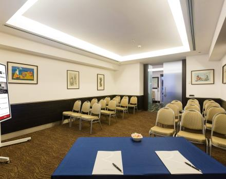 Annalisa Hall-Meeting and Conference Rome-Best Western Hotel Universo Rome Plus