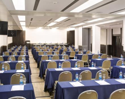 Lydia-meeting room Hotel Universo Roma