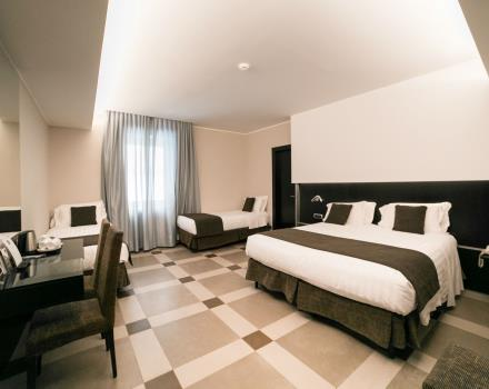 Camera Family Superior - Best Western Plus Hotel Universo Roma 4 stelle