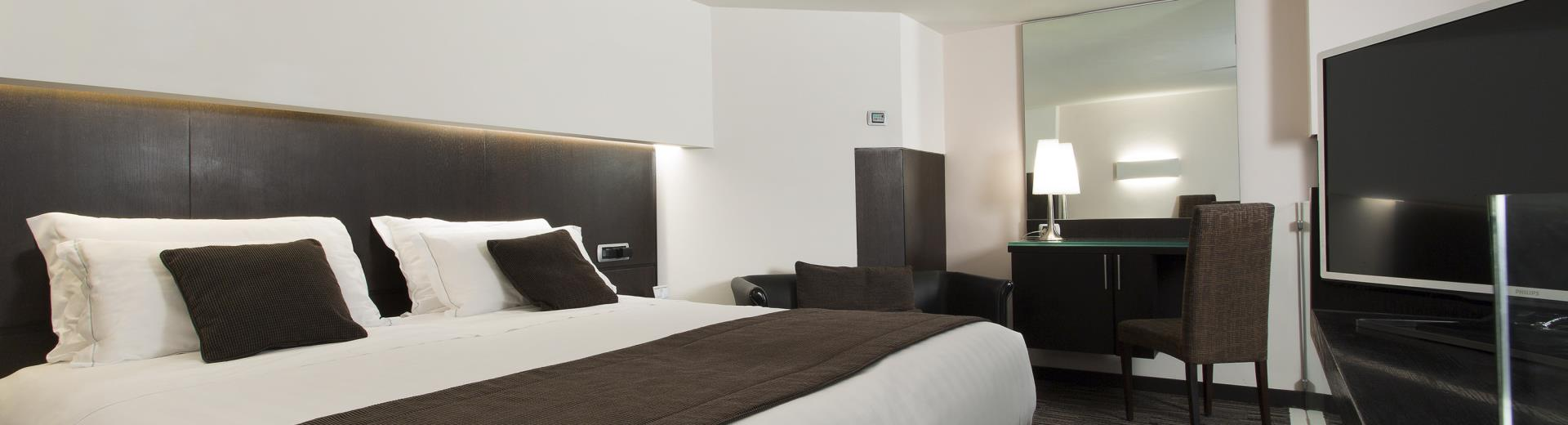 Junior Suite-Best Western Plus Hotel Universo