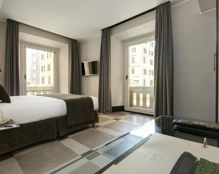 Double Comfort Room-Hotel Universo Rome