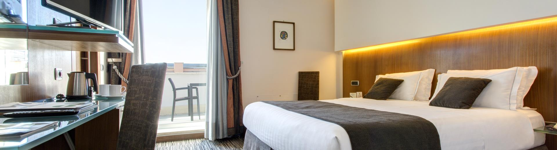 Superior Room-Best Western Hotel Universo Roma 4 stars