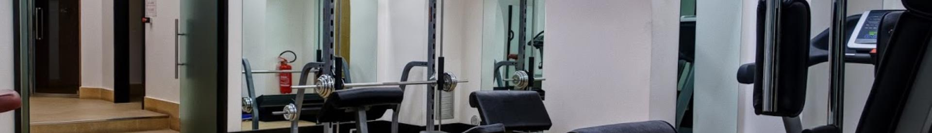 Gym Best Western Plus Hotel Universo Roma