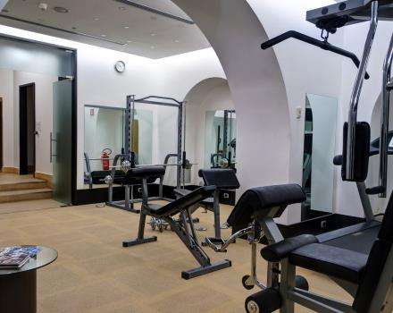 Palestra Best Western Plus Hotel Universo Roma